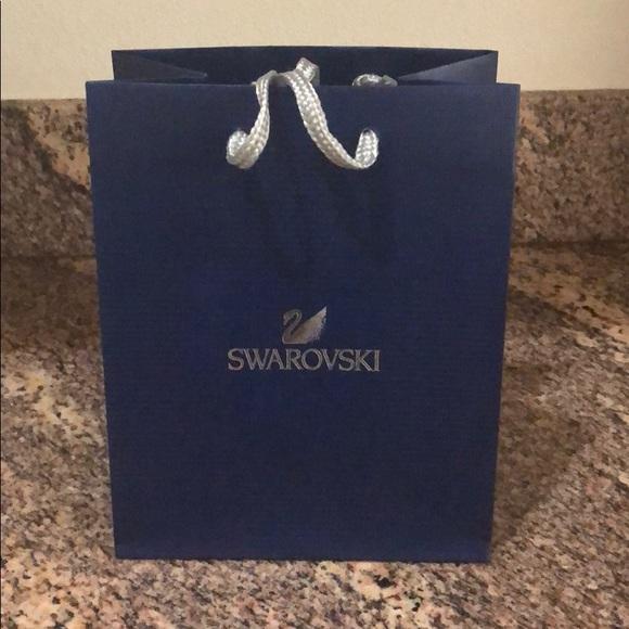 99c7da85ba6 Swarovski Other | Shopping Bag | Poshmark